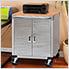 UltraHD Rolling Storage Cabinet