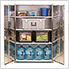 UltraHD Mega Storage Cabinet
