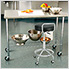 UltraHD Cushioned Pneumatic Work Stool