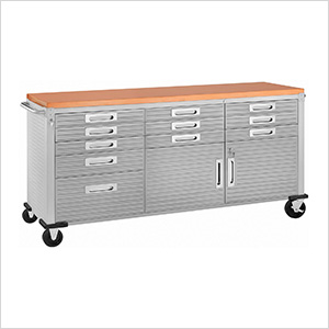 UltraHD Rolling Workbench