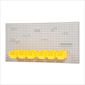 UltraHD Pegboard Set (8-Square Feet)