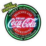 Neonetics Coca-Cola 36-Inch Neon Sign