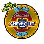 Neonetics Chevrolet Parts 36-Inch Neon Sign