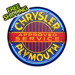 Neonetics Chrysler Plymouth 36-Inch Neon Sign