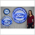 Ford Service 36-Inch Neon Sign