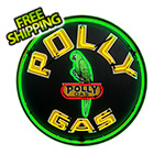 Neonetics Polly Gasoline 36-Inch Neon Sign