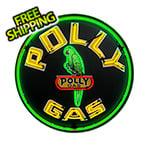 Neonetics Polly Gasoline 36-Inch Neon Sign