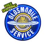 Neonetics Oldsmobile Service 36-Inch Neon Sign
