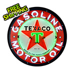 Neonetics Texaco Motor Oil 36-Inch Neon Sign