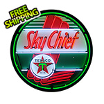 Neonetics Texaco Sky Chief 36-Inch Neon Sign