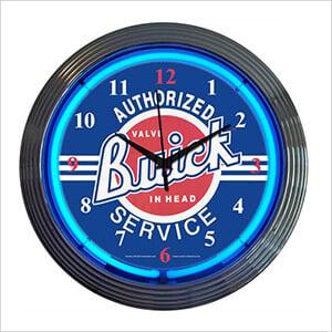 15-Inch Buick Service Neon Clock