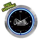 Neonetics 15-Inch Chevelle Neon Clock