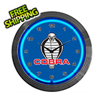 Neonetics 15-Inch Ford Cobra Neon Clock