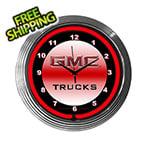 Neonetics 15-Inch GMC Truck Neon Clock