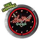 Neonetics 15-Inch Hot Rod Garage Neon Clock