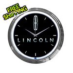 Neonetics 15-Inch Lincoln Neon Clock