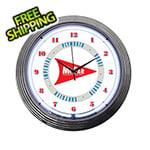 Neonetics 15-Inch Mopar Arrow Neon Clock