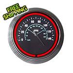 Neonetics 15-Inch Speedometer Neon Clock