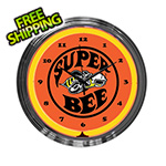 Neonetics 15-Inch Super Bee Neon Clock