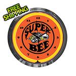 Neonetics 15-Inch Super Bee Neon Clock