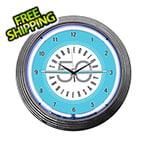 Neonetics 15-Inch Ford Thunderbird Neon Clock
