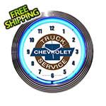 Neonetics 15-Inch Chevy Truck Neon Clock