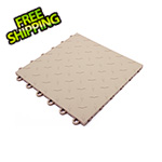 Turbo Tile Beige Garage Floor Tile