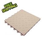 Turbo Tile Beige Garage Floor Tile (25-Pack)
