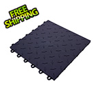 Turbo Tile Black Garage Floor Tile