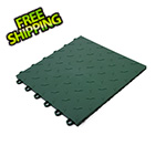 Turbo Tile Green Garage Floor Tile