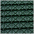 Green Garage Floor Tile