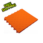 Turbo Tile Orange Garage Floor Tile