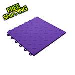 Turbo Tile Purple Garage Floor Tile