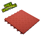 Turbo Tile Terra Cotta Garage Floor Tile
