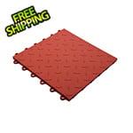 Turbo Tile Terra Cotta Garage Floor Tile (25-Pack)
