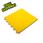 Turbo Tile Yellow Garage Floor Tile (25-Pack)