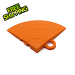 Turbo Tile Orange Garage Floor Tile Ramp Corner