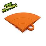 Turbo Tile Orange Garage Floor Tile Ramp Corner