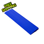 Turbo Tile Blue Garage Floor Tile Ramp - Male