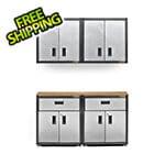 Gladiator GarageWorks 6-Piece RTA Garage Cabinet Set