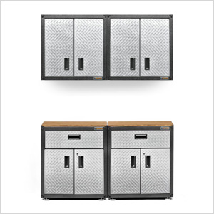 6-Piece RTA Garage Cabinet Set