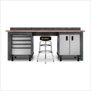 Admirable 5 Piece Premier Workbench Set Uwap Interior Chair Design Uwaporg