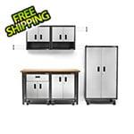Gladiator GarageWorks 12-Piece RTA Garage Cabinet Set