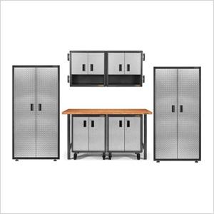 13-Piece RTA Garage Organization Set