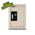 Mesa Safe Company Adjustable Wall Safe with Electronic Lock