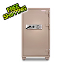 Mesa Safe Company 6.8 CF 2-Hour Fire Safe with Combination Lock