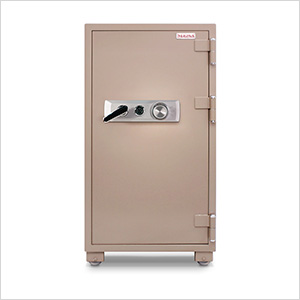 6.8 CF 2-Hour Fire Safe with Combination Lock