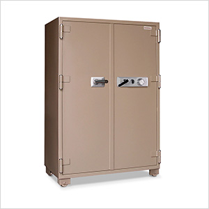 20.7 CF Double-Door 2-Hour Fire Safe with Combination Lock