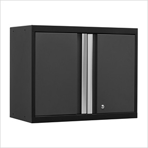 PRO 3.0 Series Grey Wall Cabinet