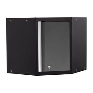 PRO 3.0 Series Grey Corner Cabinet